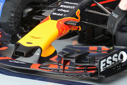 L'aileron avant de la Red Bull Racing RB13