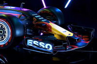 Red Bull Racing RB13: Frontpartie
