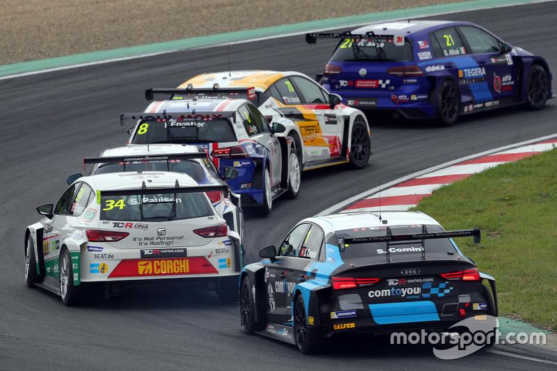 Стефано Коміні, Comtoyou Racing, Audi RS3 LMS