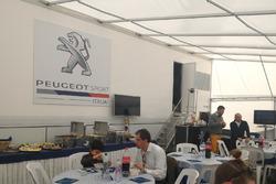 Hospitality Peugeot 3