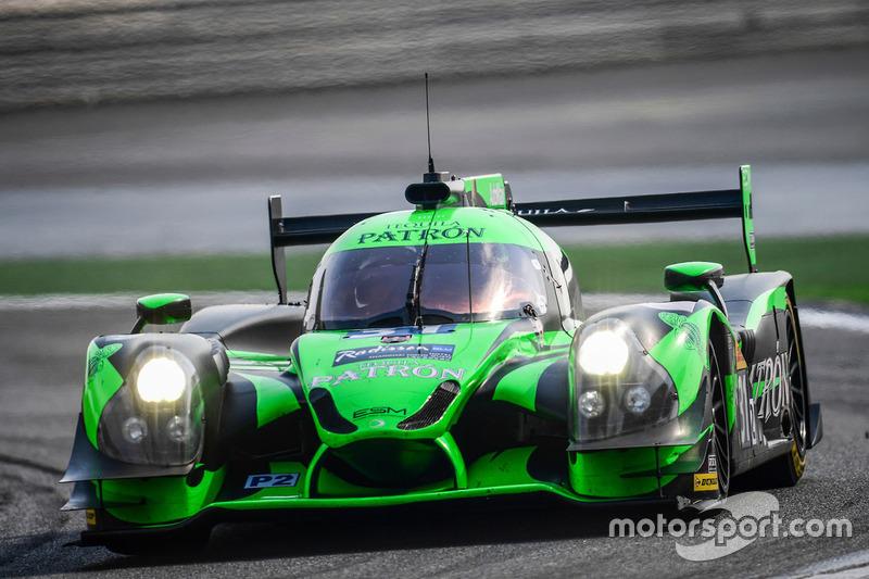 14. #31 Extreme Speed Motorsports Ligier JS P2 Nissan: Райан Далзіл, Піпо Дерані, Крістофер Каммінг