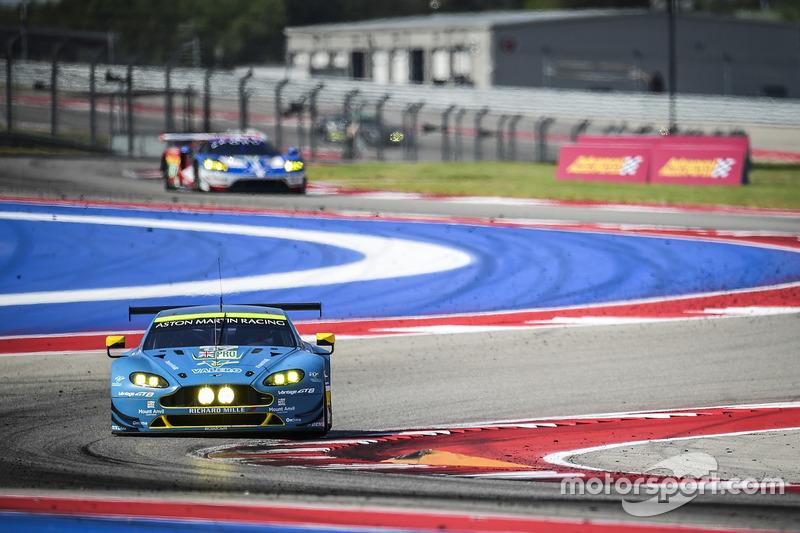 #97 Aston Martin Racing Aston Martin Vantage GTE: Darren Turner, Fernando Rees
