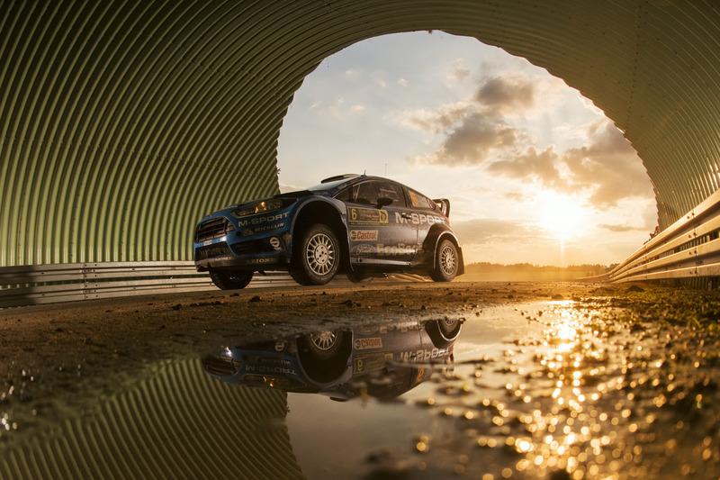 1. Eric Camilli, Benjamin Veillas, M-Sport Ford Fiesta WRC