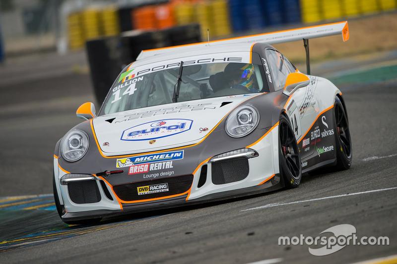 Rodrigue Gillion, DVB Racing