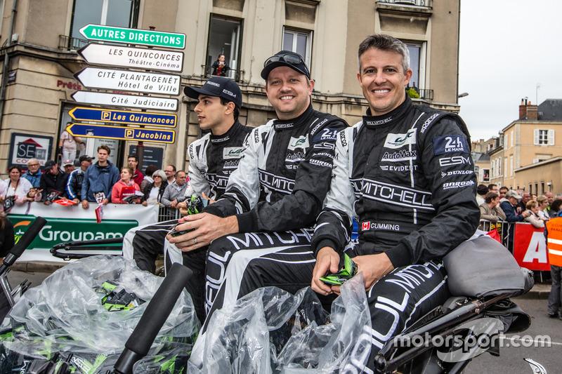 #31 Extreme Speed Motorsports Ligier JS P2 Nissan: Pipo Derani, Ryan Dalziel, Chris Cumming