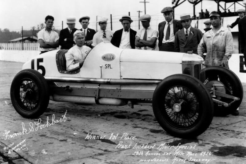 1926 - Frank Lockhart