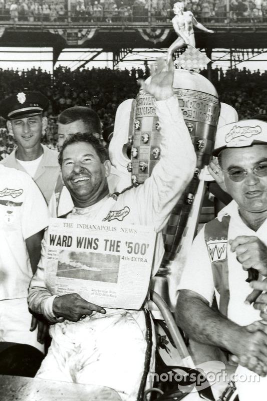 1959: Роджер Уорд