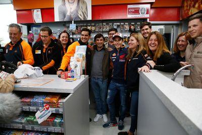 Marc Márquez Visita Cádiz