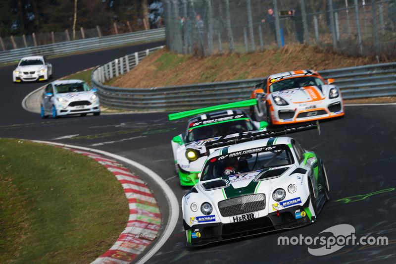 #37 Bentley Team ABT, Bentley Continental GT3