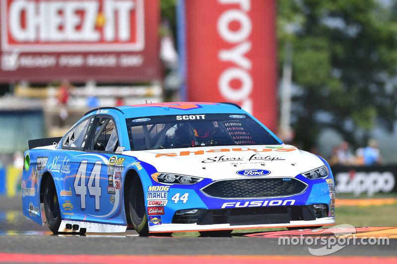 25. Brian Scott, Richard Petty Motorsports, Ford