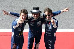 #18 M.Racing - YMR, Ligier JS P3 - Nissan: Alexandre Cougnaud, Antoine Jung, Romano Ricci