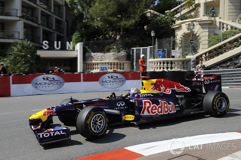2011 год. Red Bull RB7