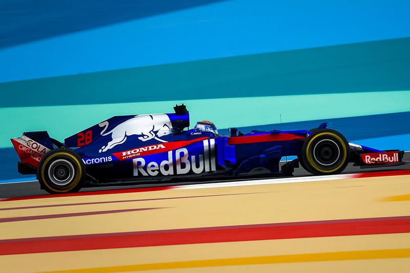 Toro Rosso STR13 ohne Halo (Fotomontage)