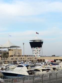 Marina en Shams Tower