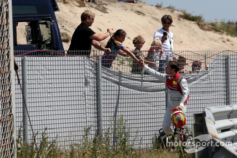 Робін Фряйнс, Audi Sport Team Abt Sportsline, з фантами