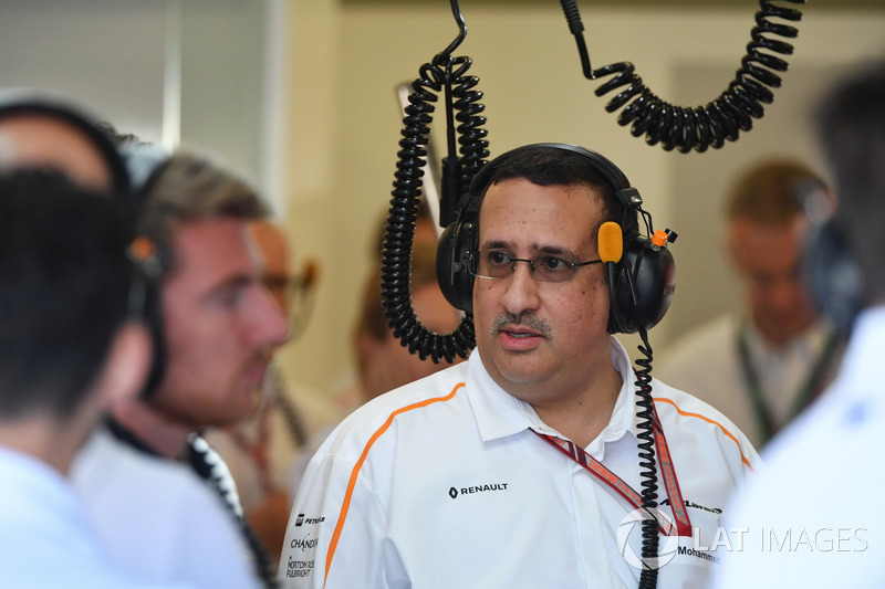Sheikh Mohammed bin Essa Al Khalifa, PDG de Bahrain Economic Development Board et actionnaire de McLaren