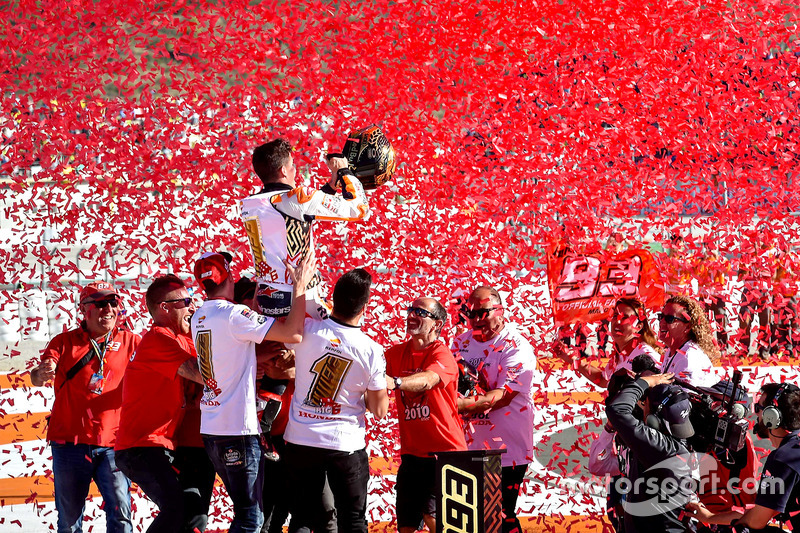 Чемпіон світу MotoGP Марк Маркес, Repsol Honda Team