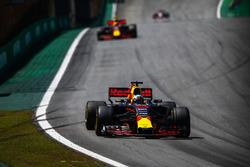 Даниэль Риккардо и Макс Ферстаппен, Red Bull Racing RB13