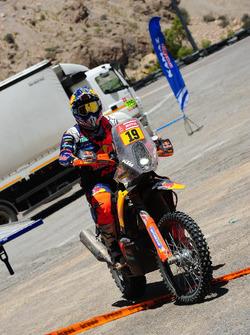 #19 Red Bull KTM Factory Racing KTM: Антуан Мео