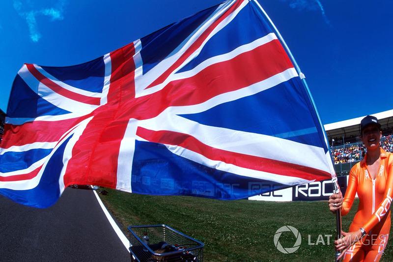 Union Jack, le drapeau britannique