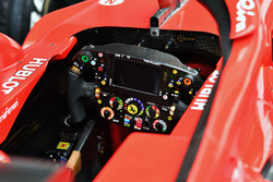 Ferrari SF71H steering wheel
