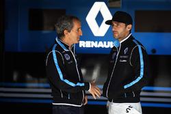 Ален Прост и Николя Прост, Renault e.Dams