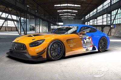 GT4 : Présentation Yvan Muller Racing