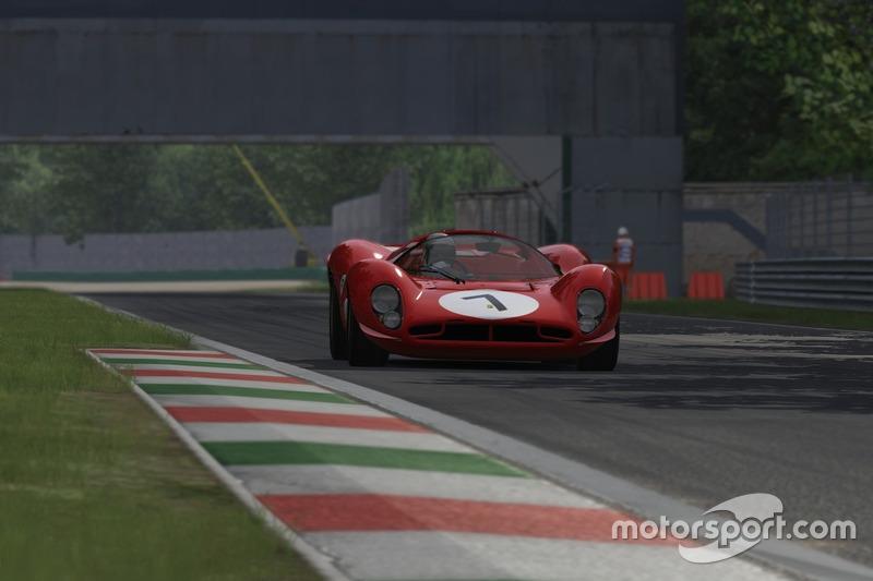 Assetto Corsa Ferrari 330 P4