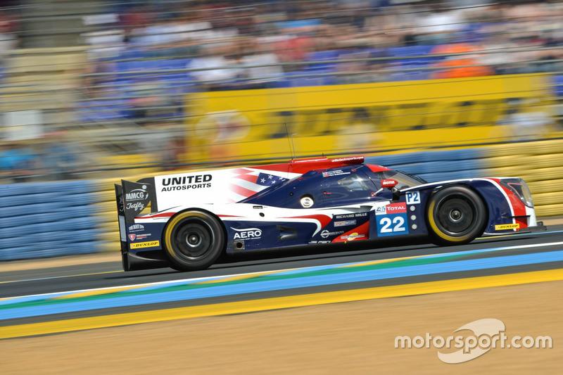 Paul di Resta: #22 United Autosports Ligier JSP217 Gibson