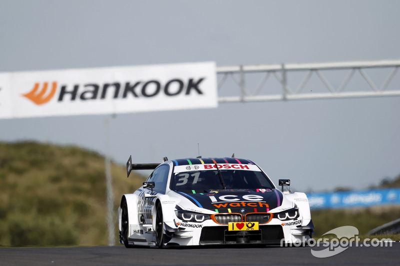 9. Tom Blomqvist, BMW Team RBM, BMW M4 DTM