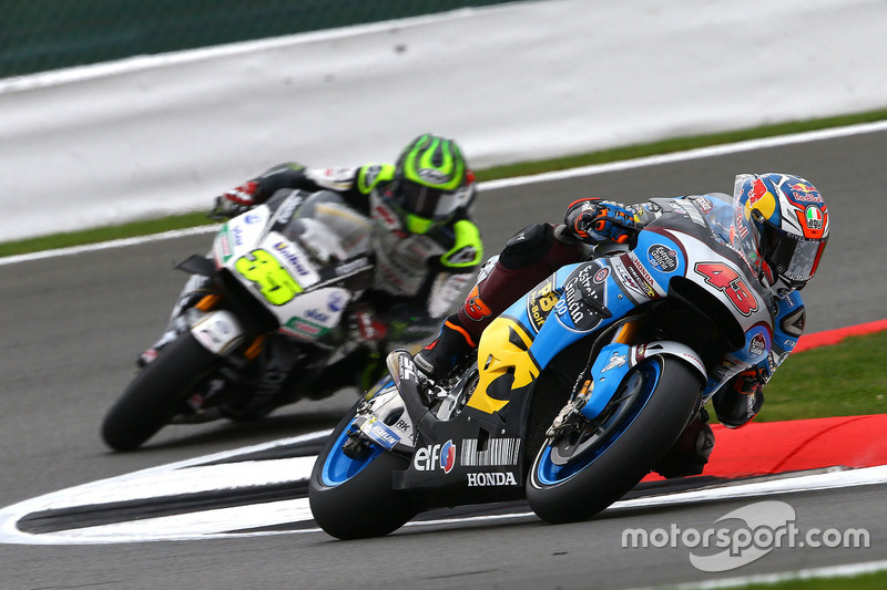 Jack Miller, Marc VDS Racing Honda