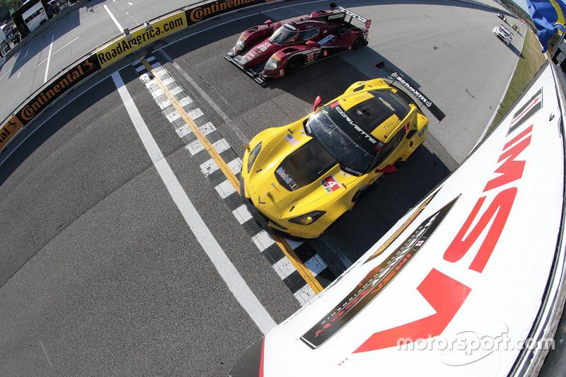 #3: Corvette Racing Chevrolet Corvette C7.R: Oliver Gavin, Tommy Milner