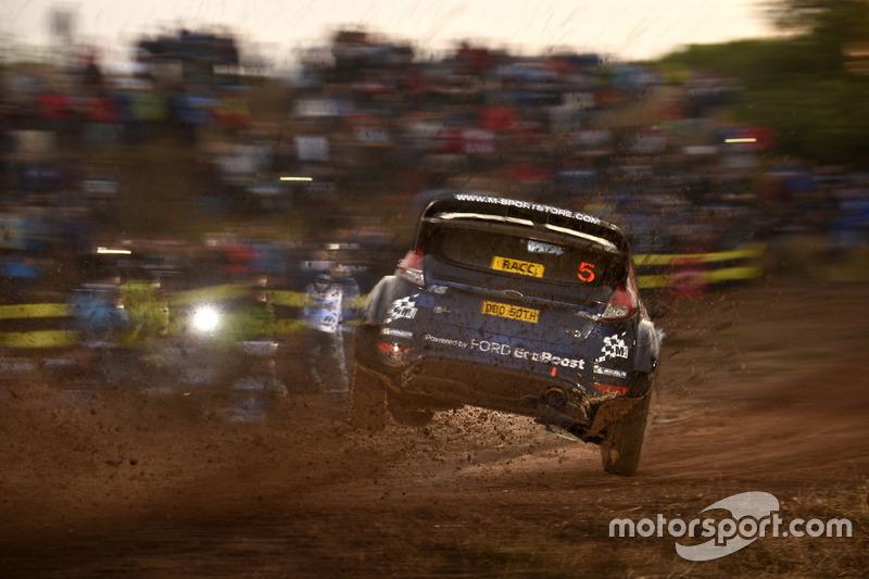 Мадс Остберг, Ола Флоене, M-Sport Ford Fiesta WRC