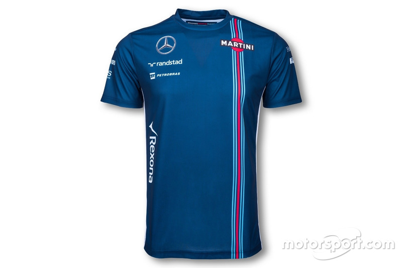 T-shirt Williams 2016