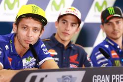 Valentino Rossi, Yamaha Factory Racing, Marc Marquez, Repsol Honda Team, Jorge Lorenzo, Yamaha Factory Racing