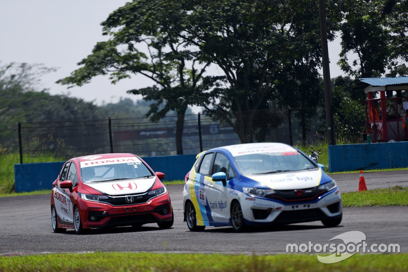 Honda Jazz Speed Challenge