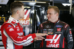 Ryan Reed, Roush Fenway Racing, Drive Down A1C Lilly Diabetes Ford Mustang and Cole Custer, Stewart-Haas Racing with Biagi-Denbeste Racing, Haas Automation Ford Mustang