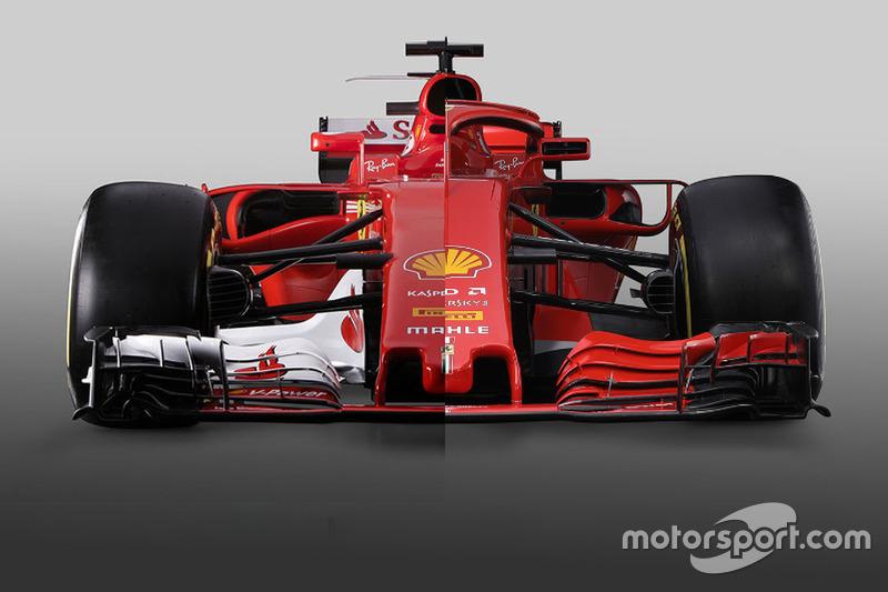 Ferrari SF70H vs. Ferrari SF71H