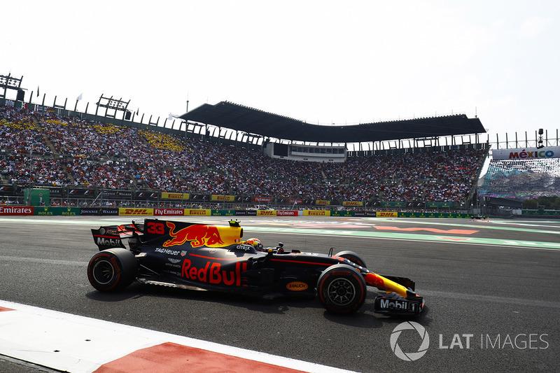 3 - GP do México de 2017