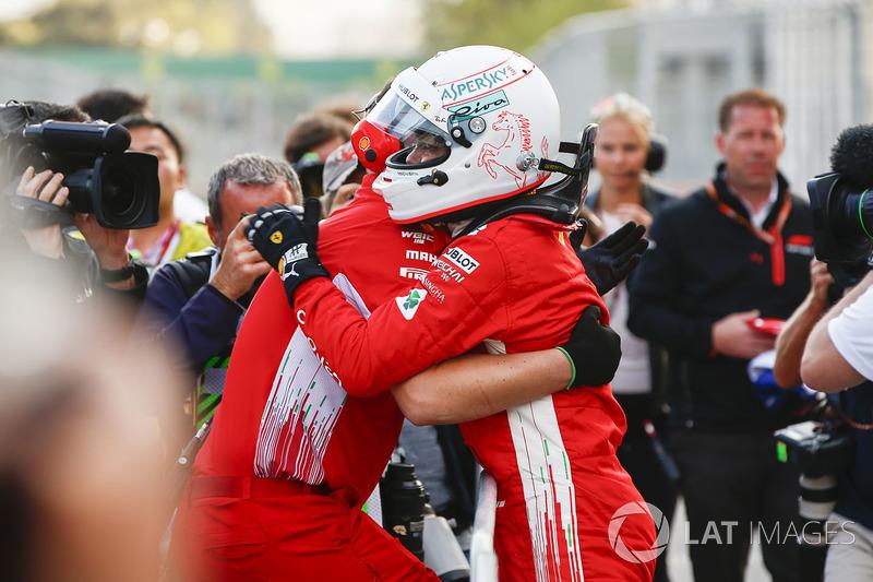 GP Azerbaijan - Sebastian Vettel