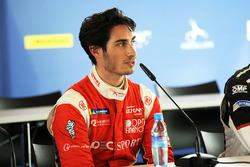 LMP2 ganador de la pole Paul-Loup Chatin, IDEC Sport Racing