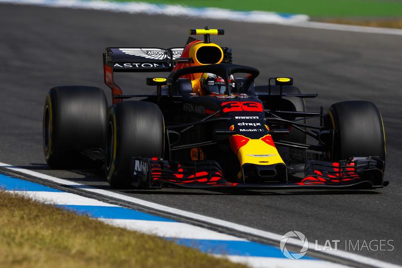 Max Verstappen - Red Bull: 8