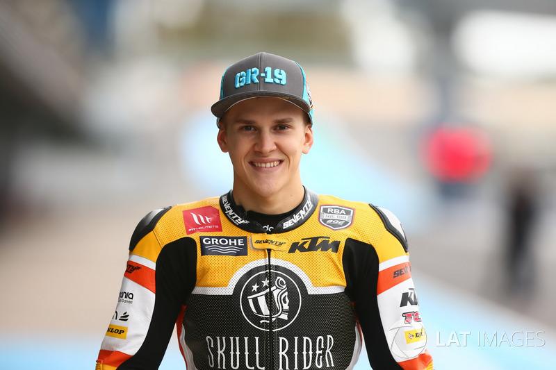 Gabriel Rodrigo, RBA BOE Skull Rider