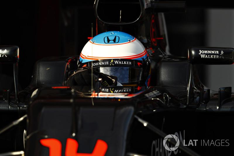 Antes de la temporada, buenas noticias para McLaren... y para Honda