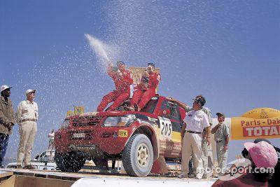 Arras-Madrid-Dakar Rally