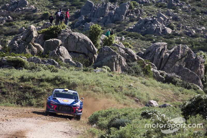 Andreas Mikkelsen, Anders Jæger, Hyundai Motorsport Hyundai i20 Coupe WRC