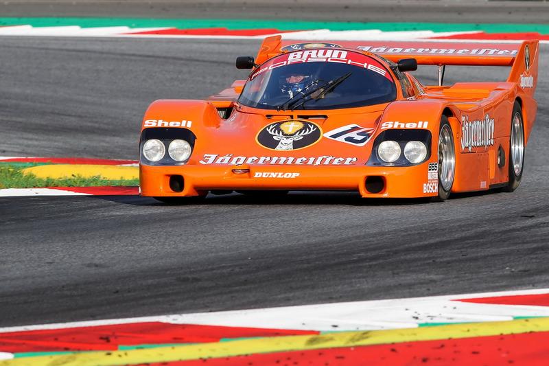 Hans-Joachim Stuck, Porsche 956