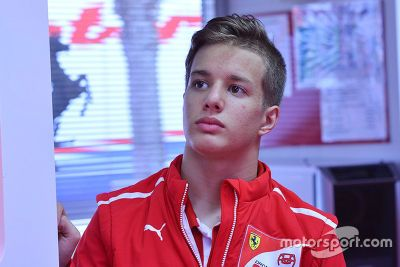 Annonce de la Ferrari Driver Academy