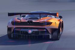 Rendering McLaren 720S GT3