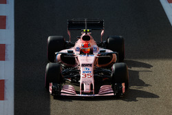 George Russell, Sahara Force India F1 VJM10